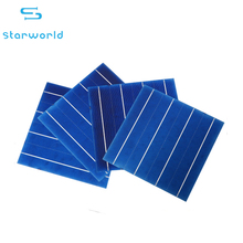 Renewable Energy Photovoltaic Cells Low Price Buy 6inch Solar Cells Bulk Polycrystalline