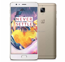 100% New Original ROM 64GB 128GB RAM 6GB Smart Phone 5.5 inch Android 6.0 OnePlus 3T Mobile Phone
