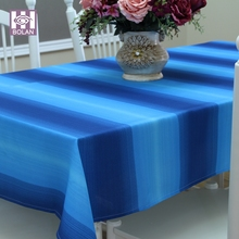 Hot Selling clear plastic tablecloth rolls cocktail table cloth