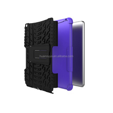 For Apple iPad Mini 4 Case Cover, For iPad Mini 4 Kickstand Case, TPU+PC Hybrid Case
