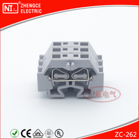 Conductor PCB Miniature Terminal Blocks With Fixing Flanges