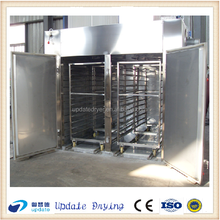industrial dehydrating oven & hot air circulating tray dryer