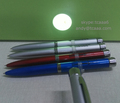 Led light projector pen led logo projector pen for promotion gifts