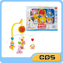 Baby music mobile with light baby hanging toys