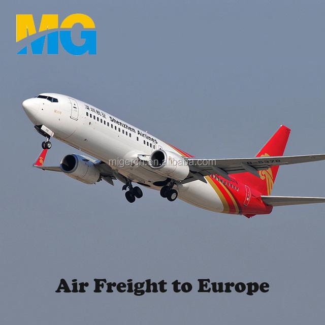 Cosmetic Air Freight Shipping From Hong Kong China To USA