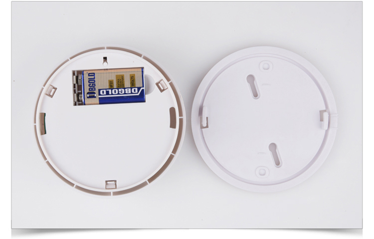 home automation electric duct smoke detector