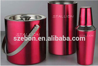 high quality FDA Julep Cocktail stainless steel strainer