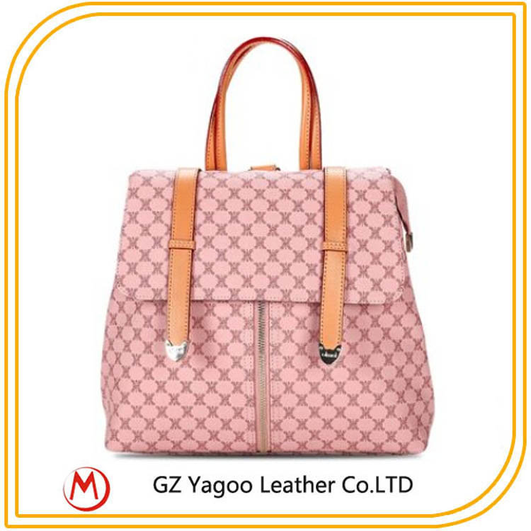 PVC leather backpacks girls backpacks school laptop bags and backpacks