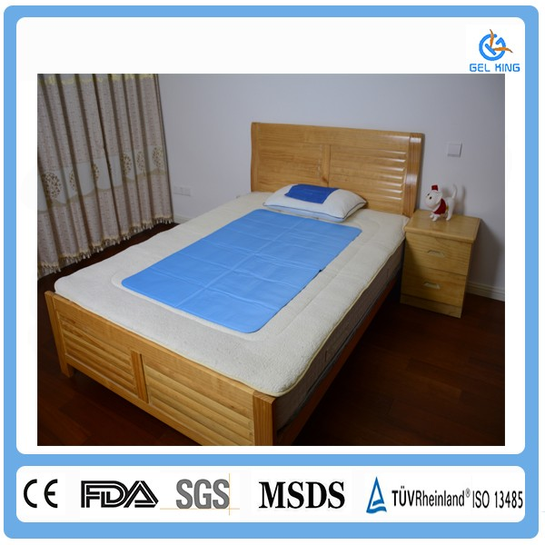 Summer Gel Self Cooling Gel Bed Mat For Both People And Pet In China - Jozy Mattress   Jozy.net