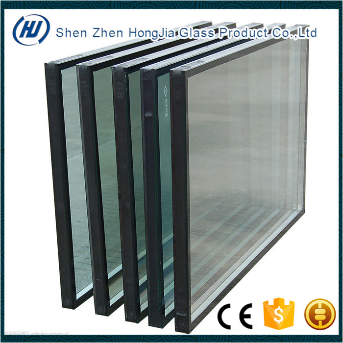 reflective low-e tempered glass for commercial buildings