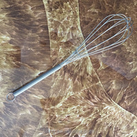 spring handle egg beater, cake beater,stainless steel beater whisk