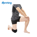 Factory knee Compression sleeve wraps Honeycomb running Knee Pads Football Sports volleyball knee pads