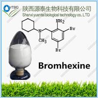factory supply hot selling product bromhexine/ CAS:611-75-6