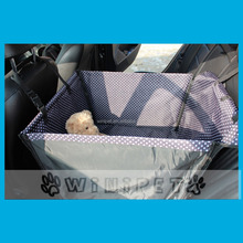 NEW - Pets at Play Secure Fit Pet Car Seat Cover