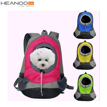 Portable Front dog backpack bag pet carrier for outdoor travel