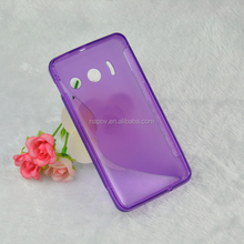 Alibaba Cheap Sell High Quality TPU Soft Back Cover For Huawei Ascend Y300