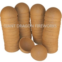 fireworks display paper shells without gunpowder/chinese fireworks and firecrackers