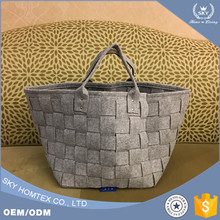 factory hot sales weave storage basket with best quality and low price