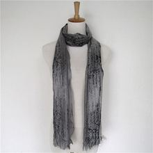 Newest factory sale top quality scarfs pashmina from manufacturer
