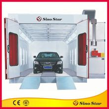 Portable dust free painting room by Sino Star