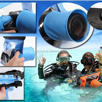 New Waterproof Swimming Surfing Full Cover Bag Case For Camera