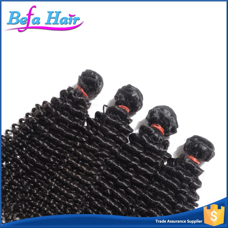 Befa Hair top quality factory price jerry curl human hair for braiding