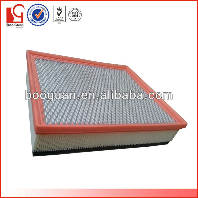 Booguan High quality howo truck air filter