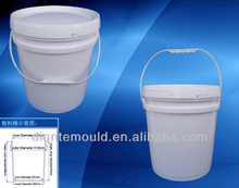OEM 20 liter plastic paint bucket mould maker