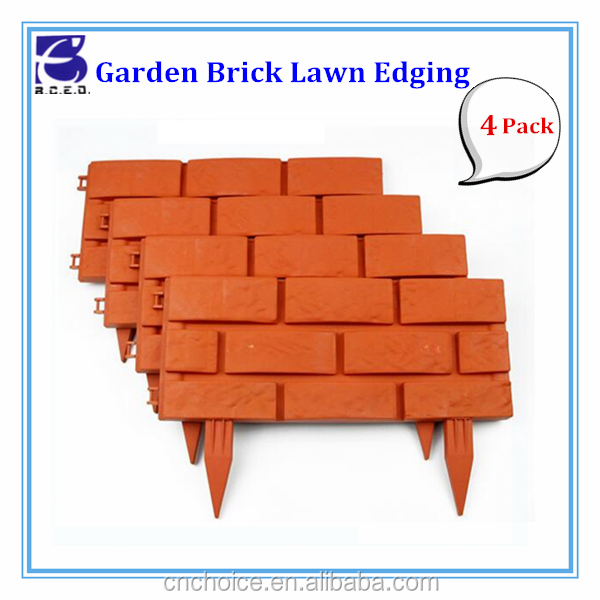 decorative lawn edging products faux concrete landscaping borders edging