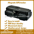Magnetic lorry GPS tracker, FREE of installation