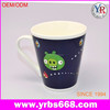 Shopping mall decoration snowman coffee mug