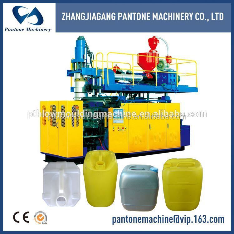 plastic blow molding machine for car seat