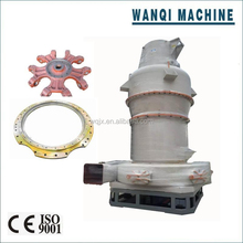 Automatic flour mill machinery,stone edge grinding machine,mini mill for flour
