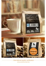 private label natural slimming roasted coffee beans for espresso coffee machine