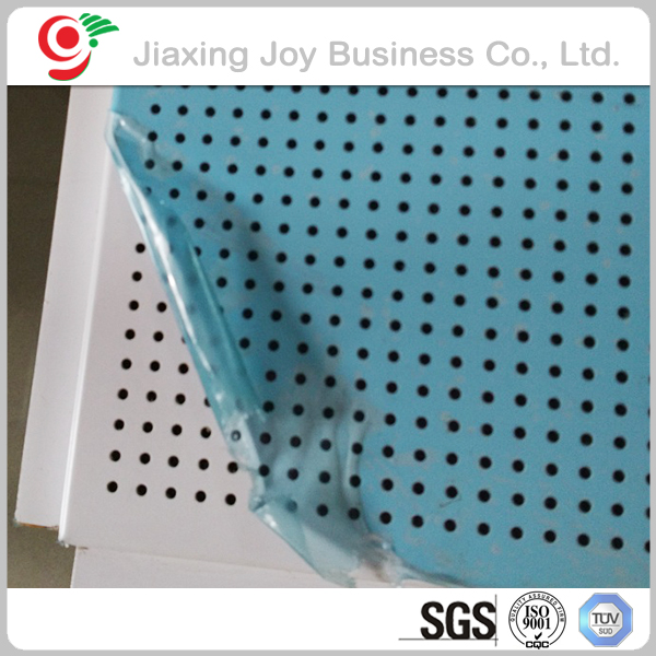 Punching aluminum honeycomb panel used for curtain wall sound insulation board