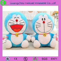 hot sale cute plush doraemon for gift