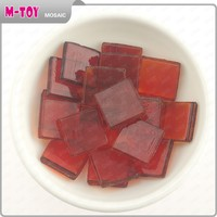 MJ23 Gold Cheap Glass Mosaic DIY Craft Kit