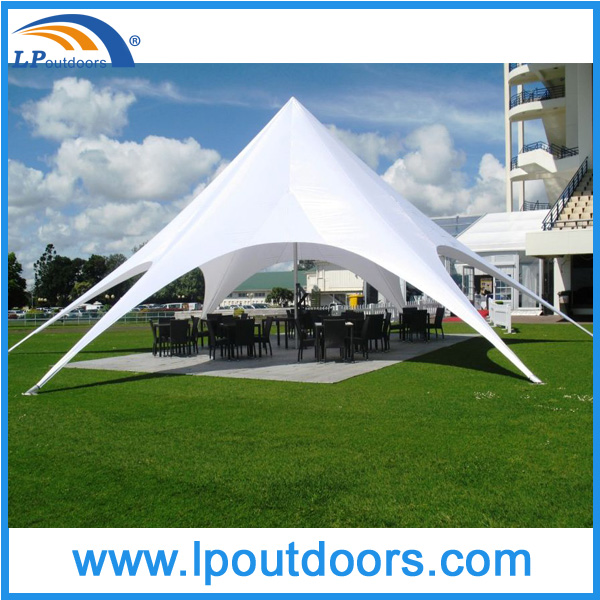Dia. 12mx H 5m star tent for event