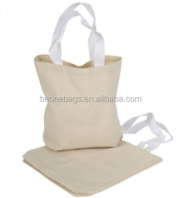 shopping bag Polyester Material and Women Gender tote bag Flat Tote Bag