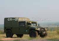 Military vehicle Dongfeng Mengshi Off-road Vehicle EQ2050 Cumminss 160hp engine