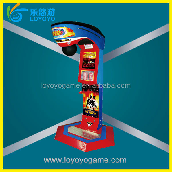 Simulator Sport game mchine Ultimate Big Punch,Big Punch Vending Game Machine,Ultimate Big Punch boxing machine used
