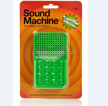 16 buttons Sound Machine,Natural Sound machine, custom design baby sound machine