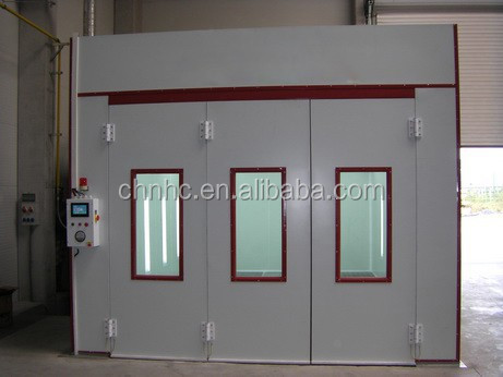 Automotive car painting and baking room car body paint/oven spray booth HC910 for sale