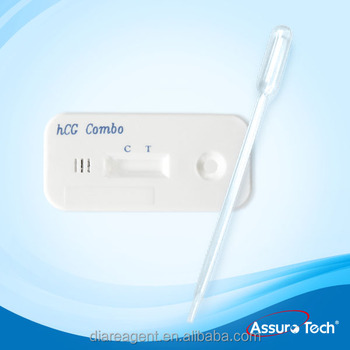 Woman early pregnancy Serum/ Urine rapid diagnostic test