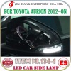 Car Refit LED SIDE Mirror LIGHT Guide Lamp FOR TOYOTA NEW YARIS