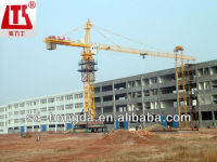 New and Hot sale 8T QTZ80A Tower crane with CCC CE ISO9001 Certifications