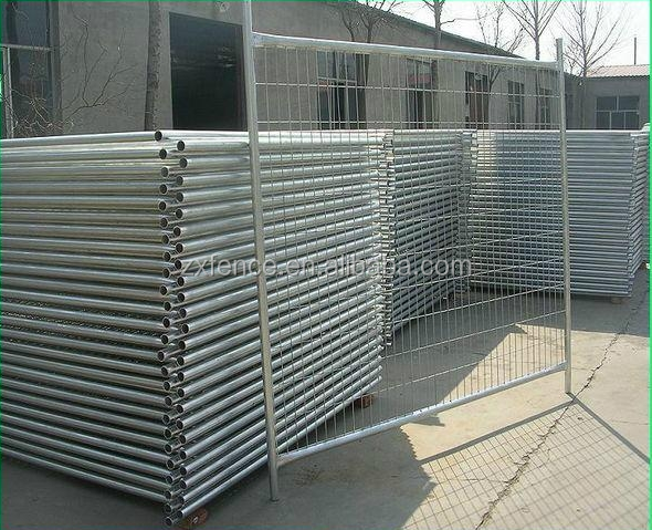 Hot sale temporary fence panels , Hot-dip galvanizing Australia temporary fence