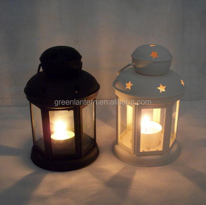 Metal Hollow Candle Holder Tealight Candlestick Hanging Lantern Bird Cage home decoration lanterns