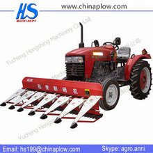 Factory price Professional design grain harvester Mini rice harvester