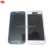 For Samsung Galaxy S4 mini gt-I9190 i9192 i9195 LCD Display Touch Screen Digitizer Assembly with frame